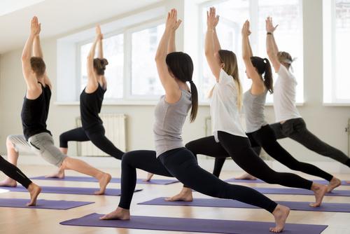 Schnupperworkshop Yoga meets Spiraldynamik – Richtig Gehen mit Julia Reichel